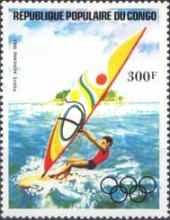[Airmail - Pre-Olympic Year, type AII]