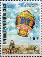 [Airmail - The 200th Anniversary of Manned Flight - Balloons, type AIL]