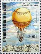 [Airmail - The 200th Anniversary of Manned Flight - Balloons, type AIN]