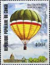 [Airmail - The 200th Anniversary of Manned Flight - Balloons, type AIO]