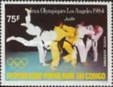 [Airmail - Olympic Games - Los Angeles, USA, type AJK]
