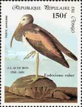 [Airmail - Birds - The 200th Anniversary of the Birth of John J. Audubon, Typ ALG]