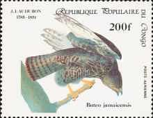 [Airmail - Birds - The 200th Anniversary of the Birth of John J. Audubon, Typ ALH]