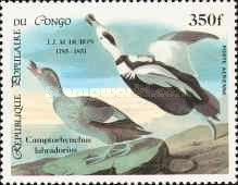 [Airmail - Birds - The 200th Anniversary of the Birth of John J. Audubon, Typ ALI]