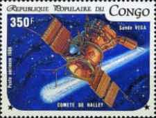 [Airmail - Appearance of Halley's Comet, type AMN]