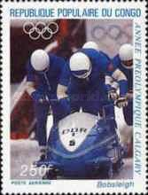 [Airmail - Winter Olympic Games - Calgary, Canada (1988), type ANQ]