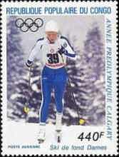 [Airmail - Winter Olympic Games - Calgary, Canada (1988), type ANR]