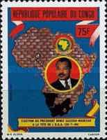 [Election of President Sassou-Nguesso as Chairman of Organization of African Unity, Typ AOC]