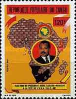 [Election of President Sassou-Nguesso as Chairman of Organization of African Unity, Typ AOD]