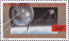 [Airmail - The 30th Anniversary of First Artificial Space Satellite, Typ AOI]