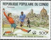 [Airmail - Football World Cup - Italy (1990), Typ ARB]