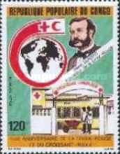 [Airmail - The 125th Anniversary (1988) of Red Cross, Typ ARJ]