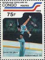 [Winter Olympic Games - Albertville, USA (1992), Typ ARR]