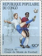 [Airmail - Football World Cup - Italy, Typ ASH]