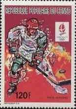 [Airmail - Winter Olympic Games - Albertville, USA (1992), Typ AVC]