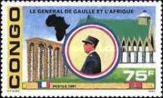 [General de Gaulle and Africa, type AWG]