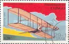 [The 90th Anniversary of the First Powered Flight by the Wright Brothers, Typ BBB]