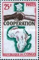 [French, African and Malagasy Co-operation, type BH]