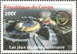 [Sports - The 11th African Games, Brazzaville, type BQL]