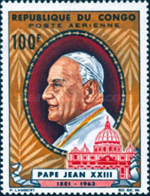 [Airmail - Pope John Commemoration, Typ BW]