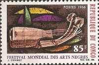 [World Festival of Negro Arts, Dakar, Typ CK]
