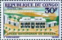 [Inauguration of Savorgnan de Brazza High School, Typ DD]