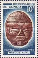 [Congolese Masks, type DH]