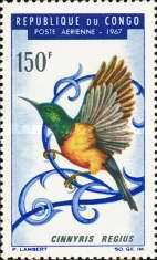 [Airmail - Birds, type DO]