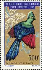 [Airmail - Birds, type DR]