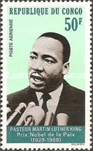 [Airmail - Martin Luther King Commemoration, type FF]