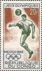 [Airmail - Olympic Games, Mexico, type FL]