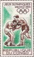 [Airmail - Olympic Games, Mexico, type FM]