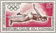 [Airmail - Olympic Games, Mexico, type FN]