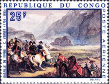 [Airmail - The 200th Anniversary of the Birth of Napoleon Bonaparte, Typ FQ]