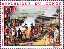 [Airmail - The 200th Anniversary of the Birth of Napoleon Bonaparte, Typ FR]