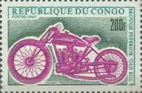 [Cycles and Motorcycles, type GH]