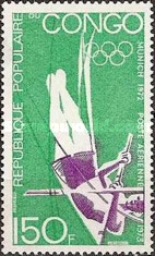 [Airmail - Olympic Games - Munich, Germany (1972), Typ MT]