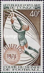 [Airmail - Football World Cup - West Germany (1974), Typ OO]