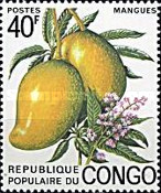 [Congolese Fruits, Typ PN]