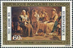 [Airmail - Europafrique - Paintings, Typ TC]