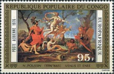 [Airmail - Europafrique - Paintings, Typ TE]