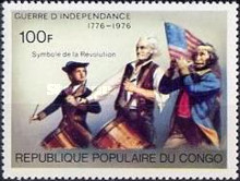 [The 200th Anniversary of American Revolution, Typ UJ]