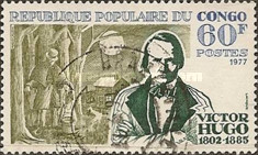 [The 175th Anniversary of the Birth of Victor Hugo, 1802-1885, Typ VN]
