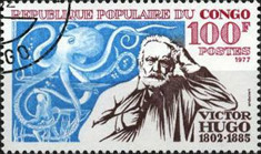 [The 175th Anniversary of the Birth of Victor Hugo, 1802-1885, Typ VO]