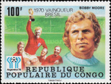 [Football World Cup Winners From 1962-1978 - Stamps of 1978 Overprinted, type YN]