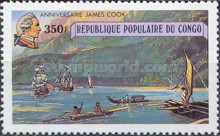 [The 200th Anniversary of the Death of Captain James Cook, type YW]