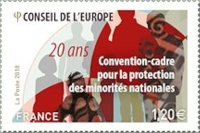 [The 20th Anniversary of the FCNM - Convention for the Protection of National Minorities, type AD]