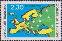 [Map of Europe, type H]