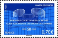 [The 60th Anniversary of the Council of Europe, type S]