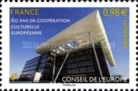 [The 50th Anniversary of the EDQM & The 60th Anniversary of European Cultural Co-operation, type Z]
